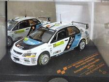 Vitesse Mitsubishi Lancer Evolutuin 9#50 3rd PWRC Acropolis Rally of Greece 2008