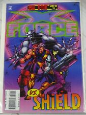 X-Force #55 (Jun 1996, Marvel) VS SHIELD Bagged and Boarded - C3106