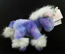 Lovely Russ Berrie Charisma Lilac Scented and Coloured Unicorn