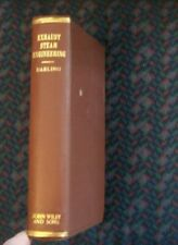 Exhaust Steam Engineering by Charles S. Darling 1929 Hardcover
