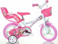 """Bicicletta bici bimba minnie disney 12"""""""