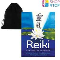 REIKI ORACLE CARDS DECK AND GUIDEBOOK WILSON CLAUDETTE US GAMES SYSTEMS BAG NEW
