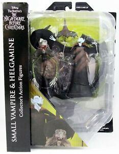 Nightmare Before Christmas - Small Vampire and Helgamine Figure NBX