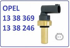 Sensor Kühlmitteltemperatur Opel CORSA E, B14XEJ B14XEL B16LES