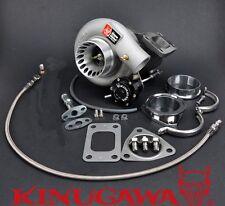 """Kinugawa Billet Turbocharger 3"""" TD05H-16G Nissan TD42 Patrol w/ T3/8cm/Oil Cool"""