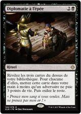 MTG Magic XLN - Sword-Point Diplomacy/Diplomatie à l'épée, French/VF