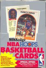 1989-90 89-90 HOOPS SERIES 2 NBA BOX: MICHAEL JORDAN! DAVID ROBINSON/RICHMOND RC