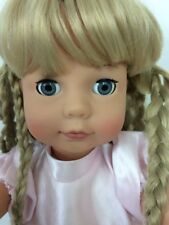 "POTTERY BARN GOTZ  gorgeous Blonde ""18"" DOLL"
