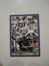 COLLINGWOOD MAGPIES - PETER DAICOS SIGNED 1994 CAZALY CLASSICS CARD