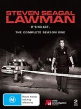Steven Seagal: Lawman - Season 1, Australian Release, New & Sealed