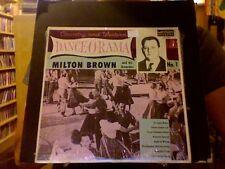 "Milton Brown Country and Western Dance-O-Rama 10"" EP sealed vinyl"