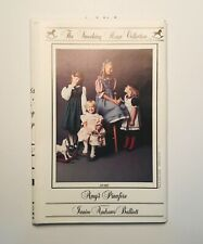 Amy's Pinafore Sewing Pattern Vintage Sizes 3-6x; Smocking Horse Collection