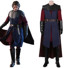Star Wars: The Clone Wars -Anakin Skywalkeri Cosplay Costume Cloak Uniform Coat
