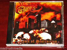 Ares: Dawn Of Destruction CD 2008 Dark Harvest Records