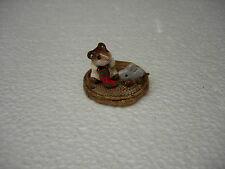 = co2 Wee Forest Folk - For Sale is One (1) WFF  First Christmas M-093
