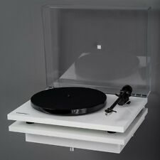 Flexson VinylPlay (Sonos) Turntable + VinylPlay Shelf Bundle - White