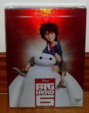 BIG HERO 6-CLASICO DISNEY Nº 56-DVD-NUEVO-PRECINTADO-FUNDA DE CARTON-SEALED-NEW