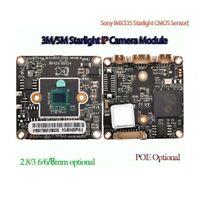 IP Camera Module CCTV POE Network Board 5MP 1080P Full HD Two Way Audio Sensor