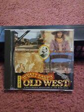 WYATT EARP'S OLD WEST 1994 PC game