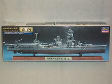 Hasegawa 1/700 Scale IJN Aircraft Battleship Hyuga /High Grade Full Hull Special