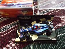 1:43 MINICHAMPS F1 - SAUBER 1999 SHOWCAR - JEAN ALESI - LIMITED EDITION