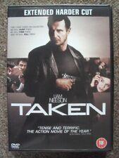 TAKEN DVD VGC