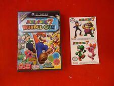 Mario Party 7 Nintendo Gamecube Promo Empty Bubble Gum Candy Case w/ STICKERS!
