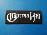Cypress Hill (a) Patch Sew / Iron On Music Festival Embroidered Badge