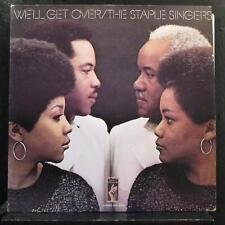 The Staple Singers - We'll Get Over LP VG STS-2016 USA 1969 Vinyl Record