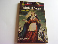 WITCH OF SALEM 1953 BY BENJAMIN SIEGEL  WOMEN DIED AS SATAN LUSTED FOR CONTROL