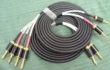 Van den Hul M.C THE SNOWLINE 2 x 2,50METER LOUDSPEAKER CABLE MADE IN EU