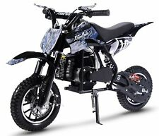 49cc 2-Stroke Engine Gas Motor Mini Scooter Pocket Bike (Pixel Dirt)