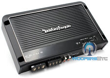 ROCKFORD FOSGATE R150X2 2-CHANNEL 300W MAX COMPONENT SPEAKERS CAR AMPLIFIER NEW