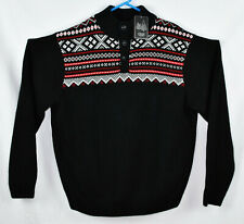 CHAPS  3 Button  Long Sleeve  Sweater Size Large (NWT)
