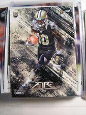 Brandin Cooks 2014 Topps Fire Rookie Card New Orleans Saints NFL FOOTBALL 132