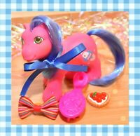 ❤️My Little Pony MLP G1 Vtg Playtime Baby Brother Boy Countdown Rocket 1988❤️