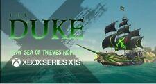Sea of Thieves Duke Ship. NO PERSONAL INFO NEEDED!!!  (Ends November)