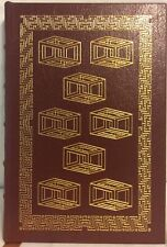 The Meaning of Relativity Einstein Easton Press Leather Limited Collectors 1994