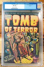 Tomb of Terror #11 CGC 8.5 (File Copy) (Pre-Code Horror)