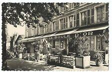 Barbezieux, Charente, Front of Hotel De La Boule D'Or RP PPC Unposted