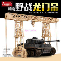 Amusing Hobby 35B003 1/35 Fries Kran 16t Strabokran 1943 FREE SHIPPING 2019 New