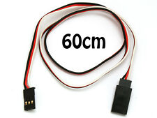 60CM FUTABA SERVO LEAD EXTENSION 26AWG WIRE CABLE