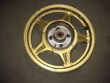 Cerchi da moto in oro per Honda