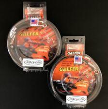 Galfer Front Brake Lines & Rear Line Kit-Smoke-2008-2009 HONDA CBR1000RR NON ABS