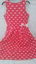 GIRLS DRESS AGE 11 / 12 YRS PARTY SPECIAL OCCASION SUMMER LINDY BOP