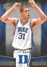 2014-15 Upper Deck Lettermen Basketball #28 Shane Battier Duke Blue Devils