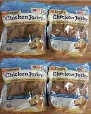 TOPCHEWS Premium Dog Treats, Chicken Jerky Fillets 12 lb  top chews  waggin chew