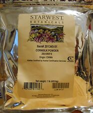 Cornsilk Powder 1lb (16oz) Zea mays Kosher Certified diuretic urinary tract