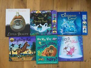 Bundle Children's Hardback Books - Julia Donaldson - Usborne - Home Schooling