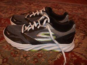 Skechers Performance Go Run Vortex Running Shoe Mens Size 8.5